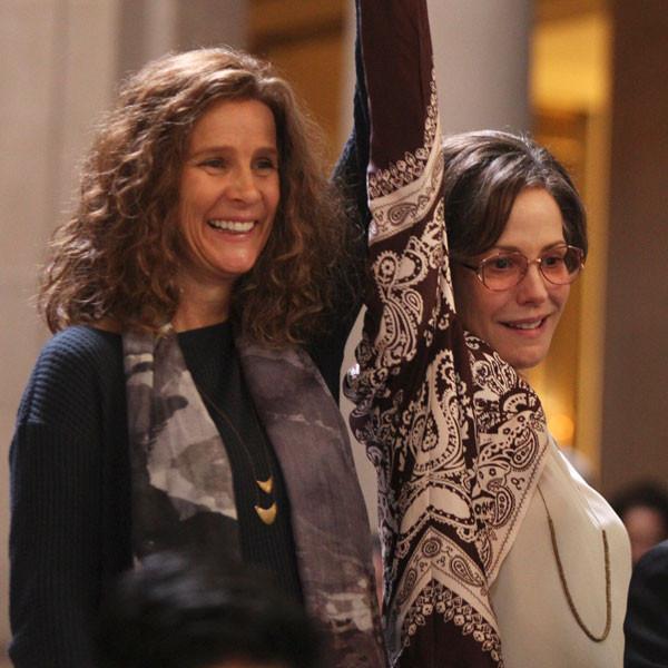 When We Rise, Mary-Louise Parker, Rachel Griffiths