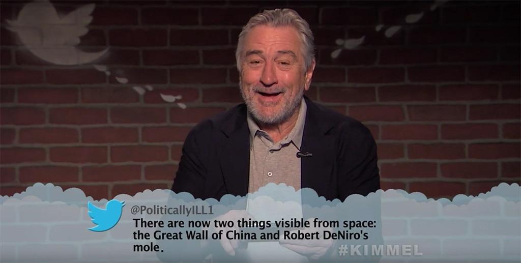 Robert De Niro Is Not ...