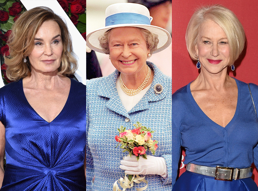 Feud: Charles and Diana, Jessica Lange, Queen Elizabeth II, Helen Mirren