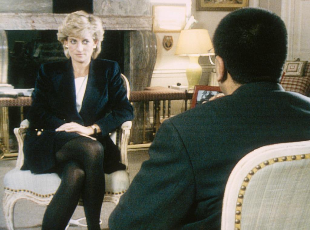 Martin Bashir, Princess Diana