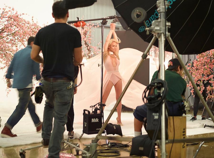 Britney Spears, In Bloom