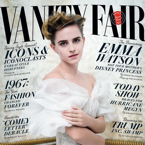 Emma Watson, Vanity Fair