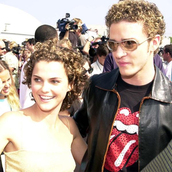Keri Russell, Justin Timberlake