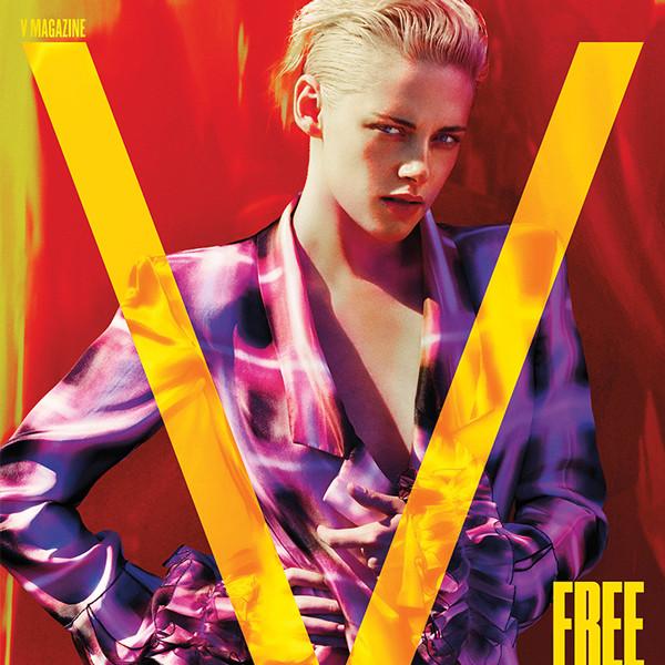 Kristen Stewart, V magazine
