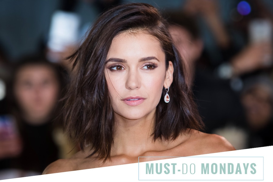 ESC: Nina Dobrev, Must Do Monday