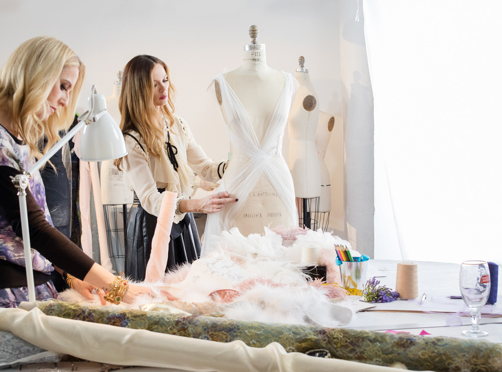 ESC: Journey of a Dress, Embargoed