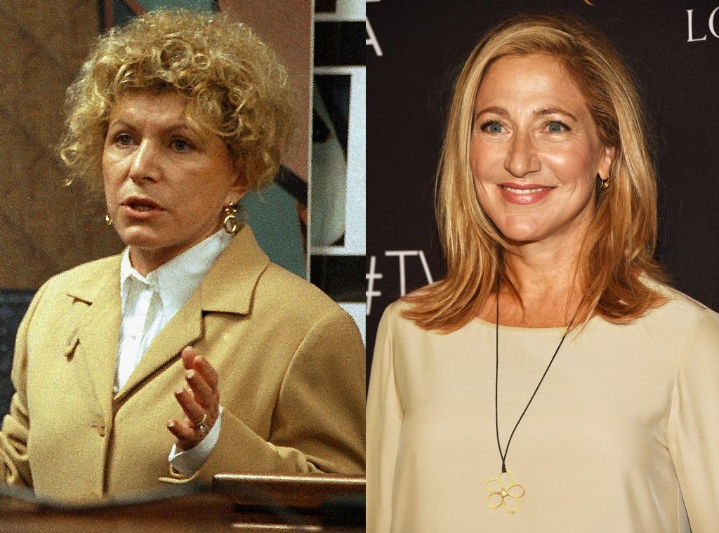 Leslie Abramson, Edie Falco