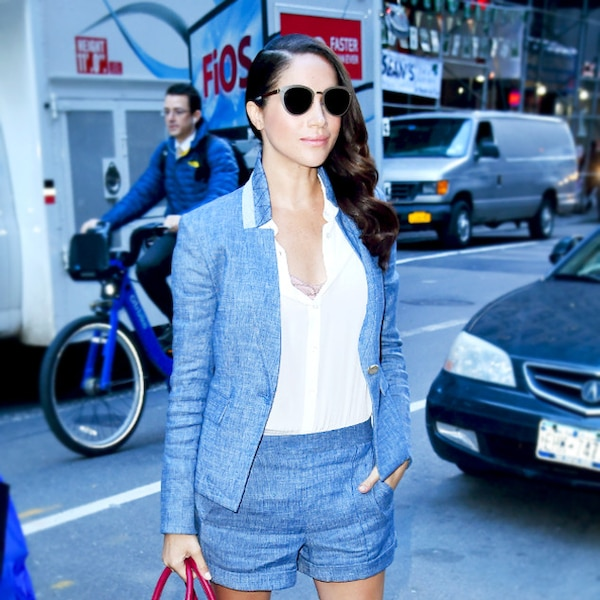 Spring Suits From How To Dress Like Meghan Markle