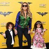 Mariah Carey, Scott Cannon, Monroe Cannon, Batman Lego Movie