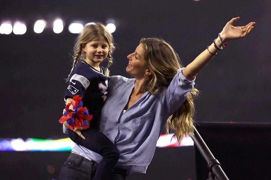 Gisele Bundchen, Vivian, 2017 Super Bowl