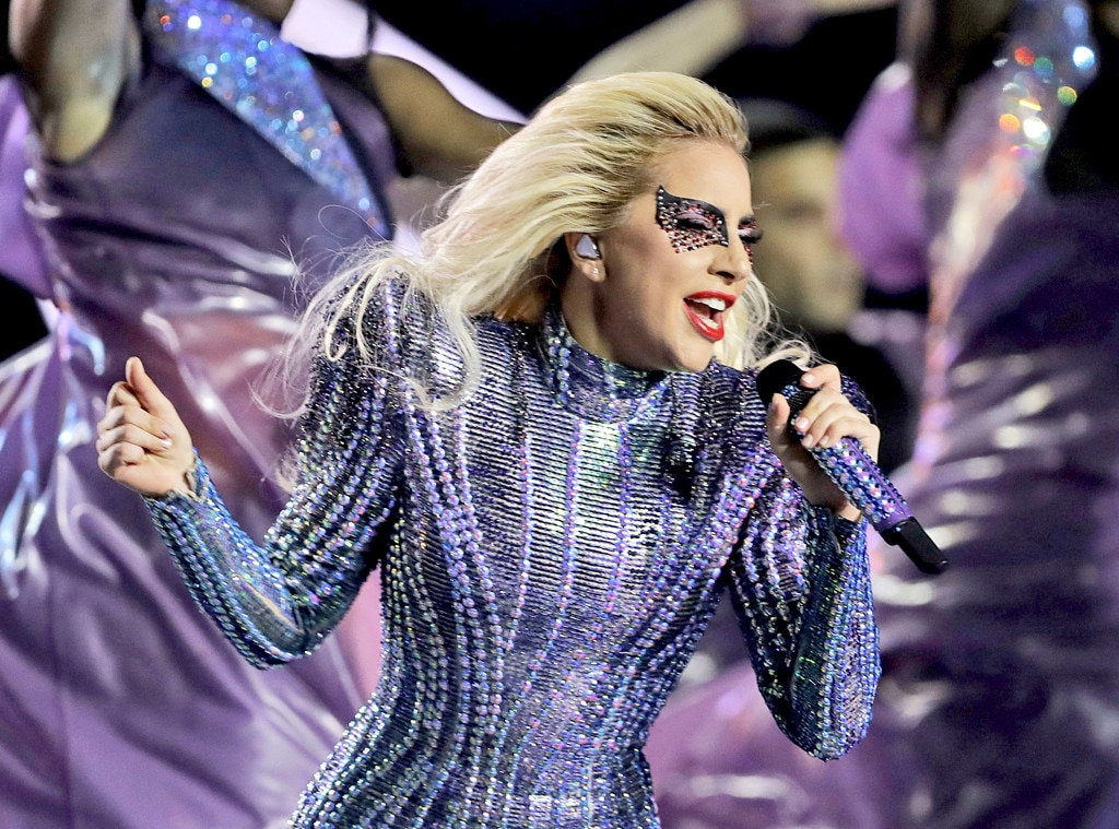 Lady Gaga, 2017 Super Bowl
