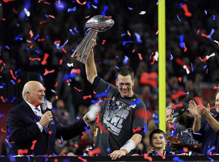 Tom Brady, 2017 Super Bowl