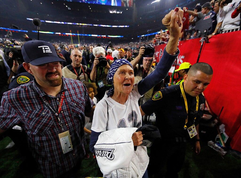 Galynn Brady, 2017 Super Bowl