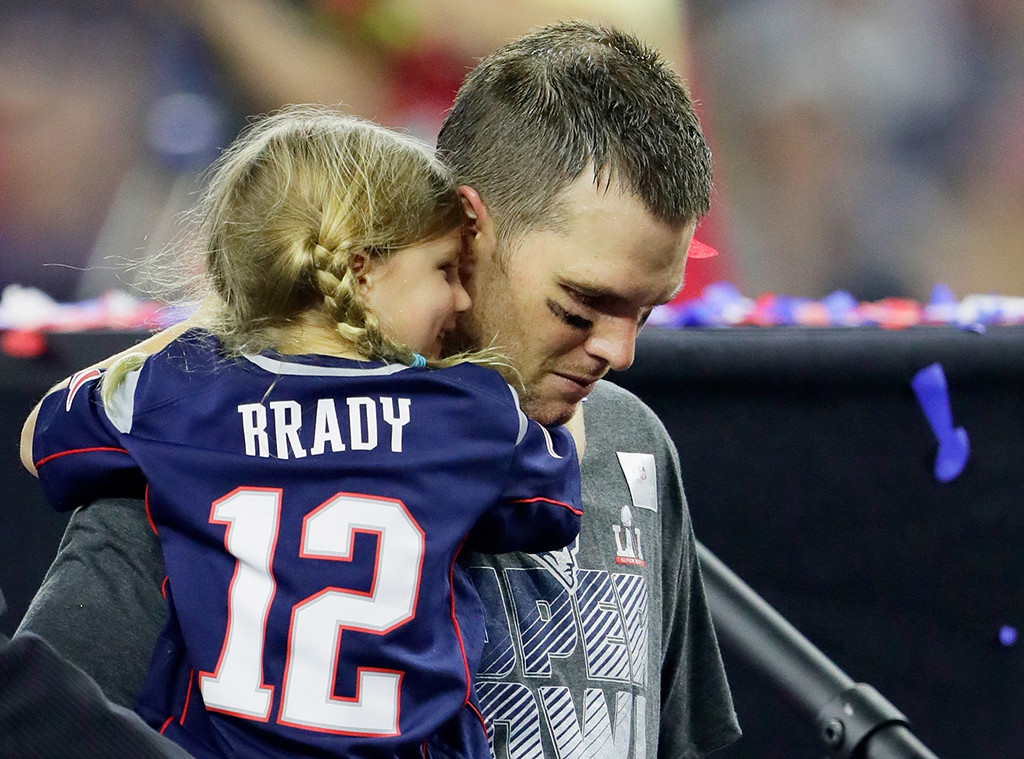Tom Brady, Vivian, 2017 Super Bowl