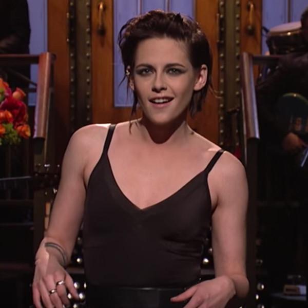 Kristen Stewart, SNL
