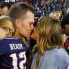 Tom Brady, Gisele Bundchen, 2017 Super Bowl