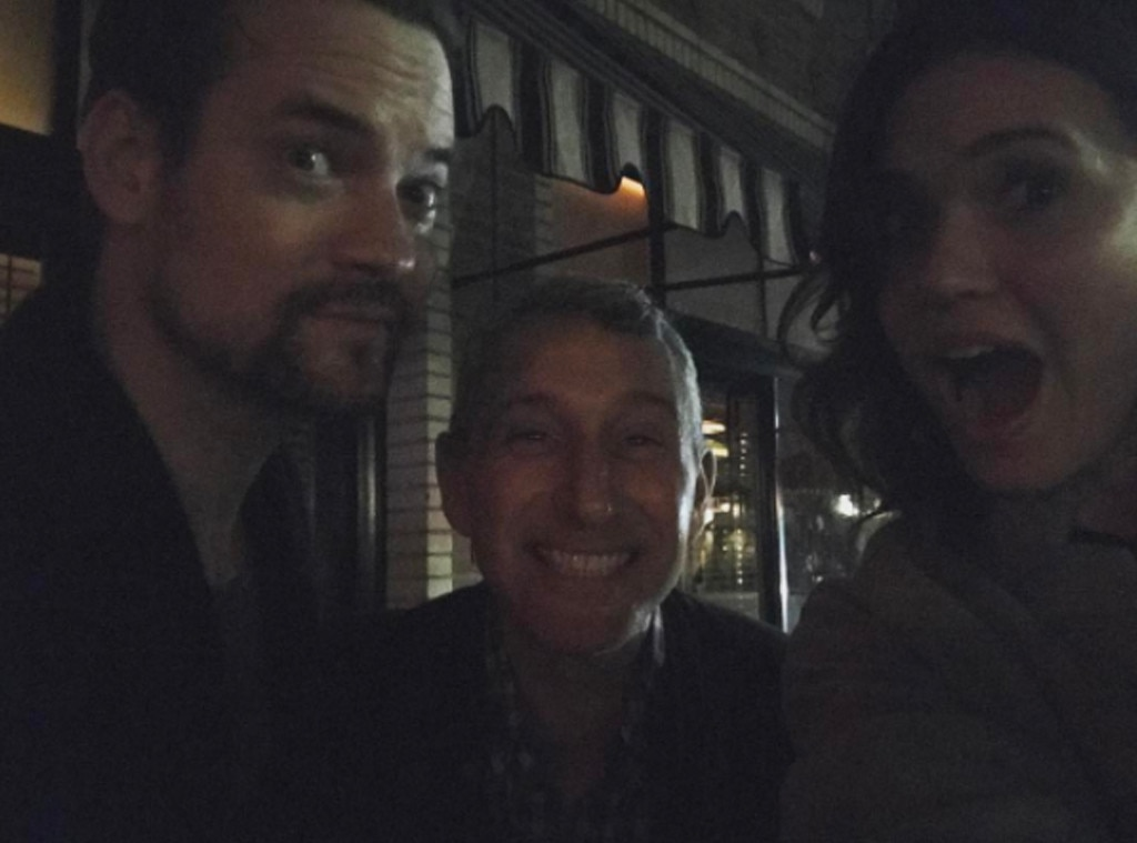 Mandy Moore, Shane West, Adam Shankman, A Walk to Remember Reunion
