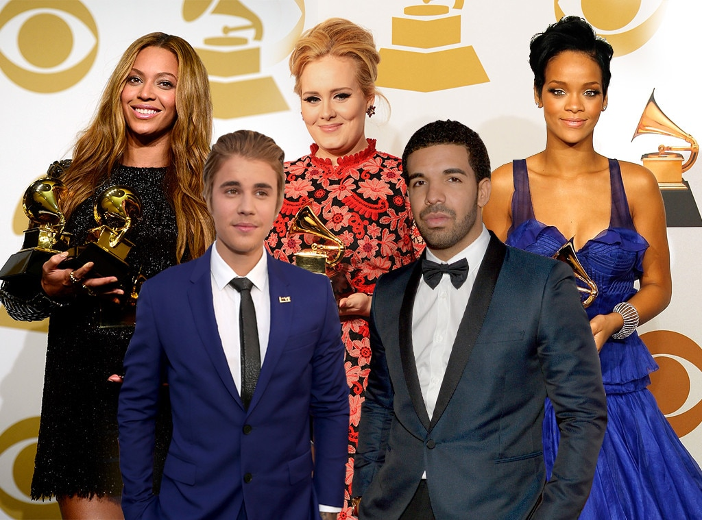 Grammy Winners: The Newbies, Veterans And Record-Breakers: Here's What You