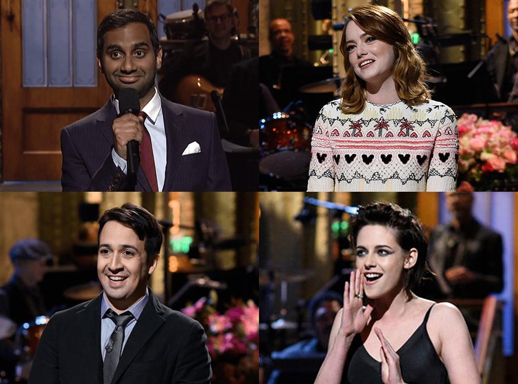 Saturday Night Live Hosts