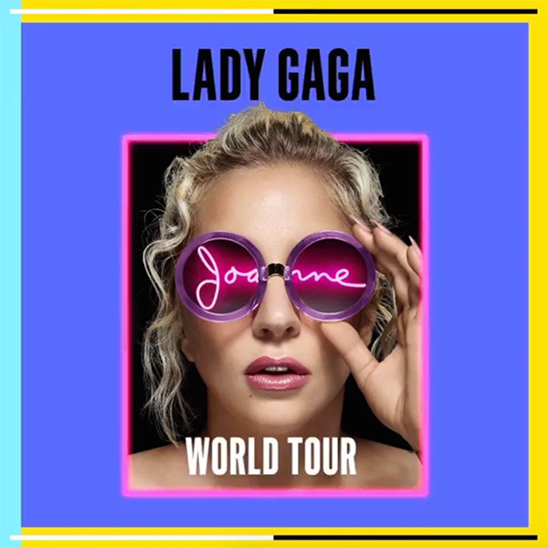 Lady Gaga, Joanne World Tour