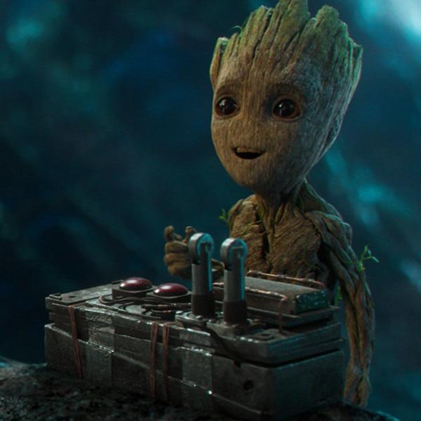 Chris Pratt Unveils Guardians Of The Galaxy Vol. 2 Trailer