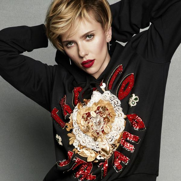 Scarlett Johansson, Marie Claire