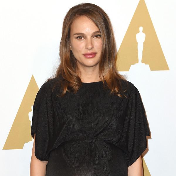 Natalie Portman, Oscars Luncheon
