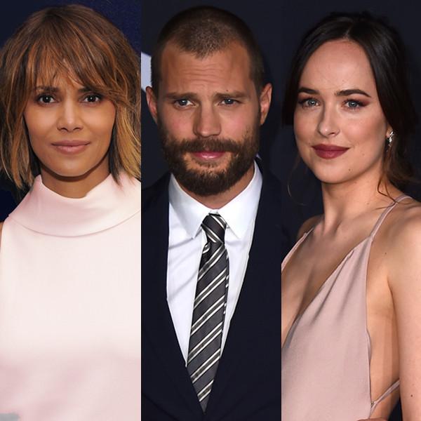 Halle Berry, , Dakota Johnson, Scarlett Johansson, Jamie Dornan,