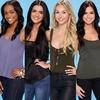 The Bachelor, Corinne, Raven, Rachel, Kristina