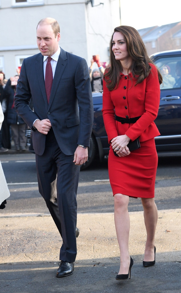 Prince William, Duke of Cambridge, Duchess of Cambridge, Kate Middleton