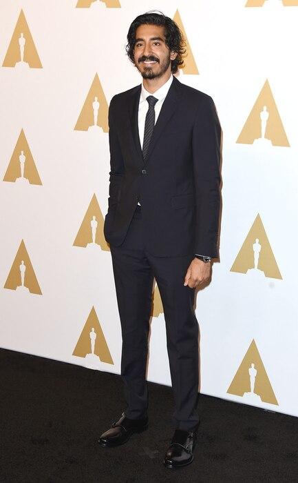 Dev Patel, Oscars Luncheon