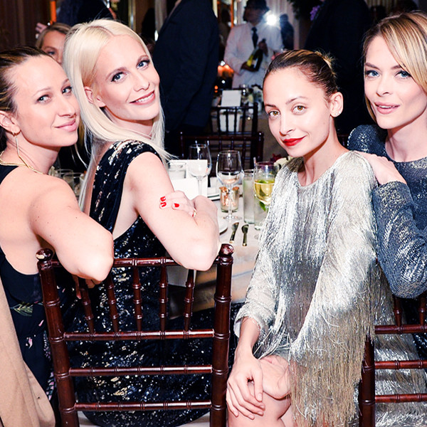 ESC: Rachel Zoe, Jennifer Meyer, Poppy Delevingne, Nicole Richie and Jaime King