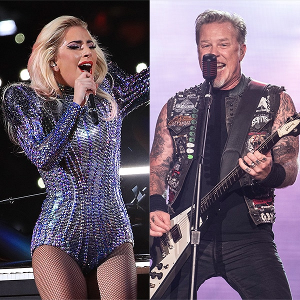 Read		  			Lady Gaga and Metallica to Perform Together at 2017 Grammy Awards