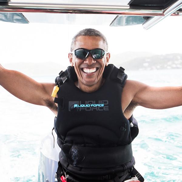 Barack Obama, Richard Branson