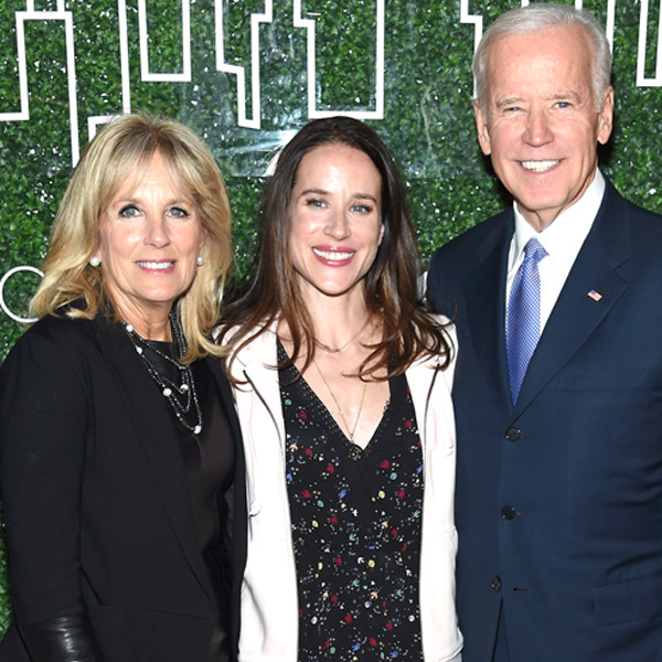 Joe Biden, Jill Biden, Ashley Biden
