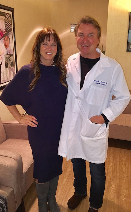Jeana Keough, Dr. Thomas