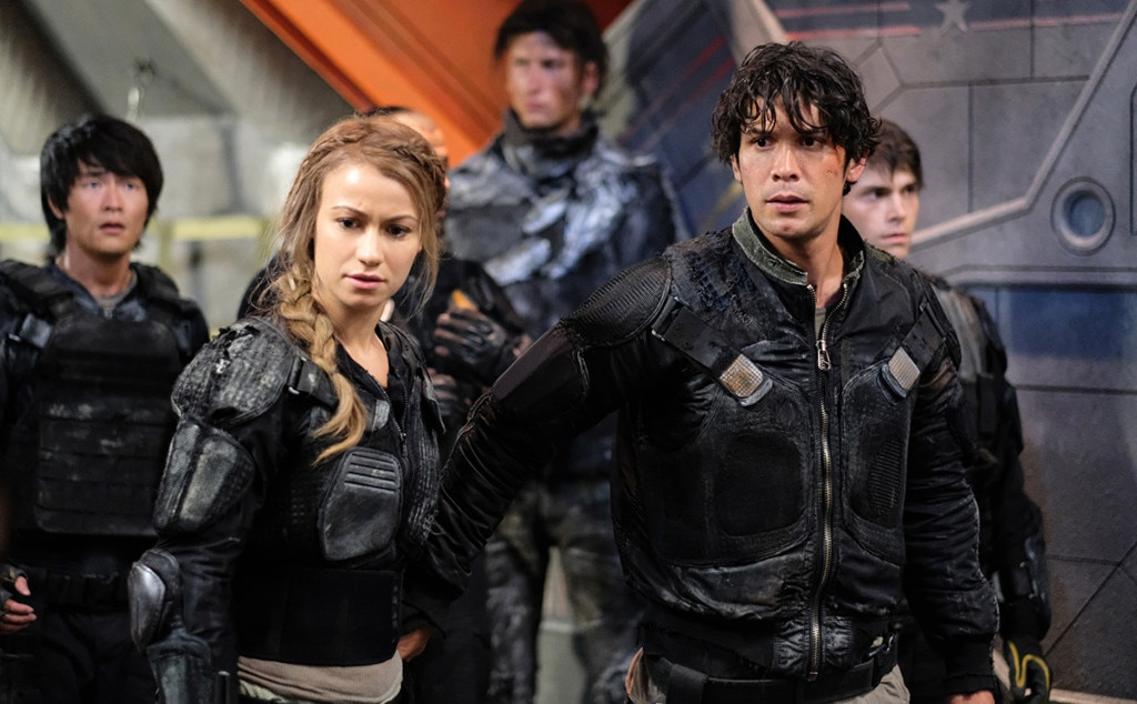 The 100, Bob Morley