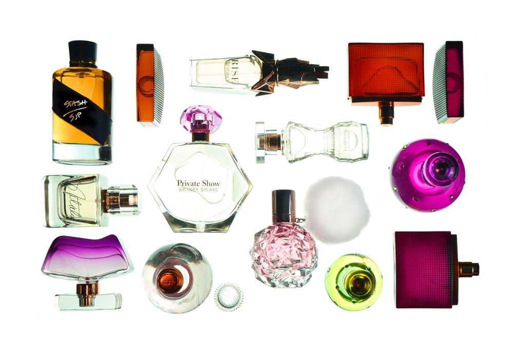 ESC: Celebrity Perfumes