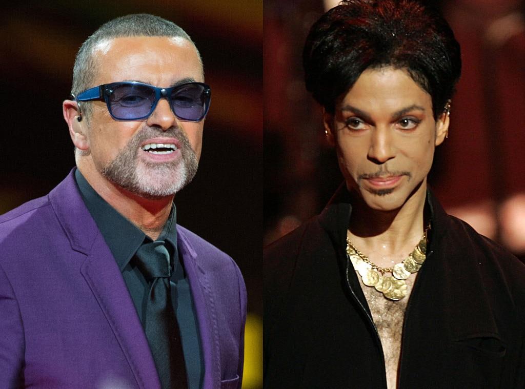 Prince, George Michael