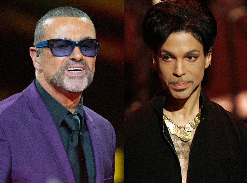 George Michael And Prince To Be Honored At 2017 Grammy