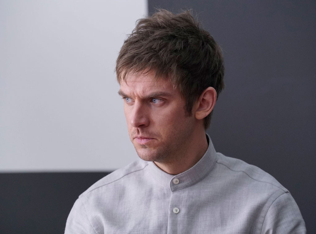 Legion, Dan Stevens