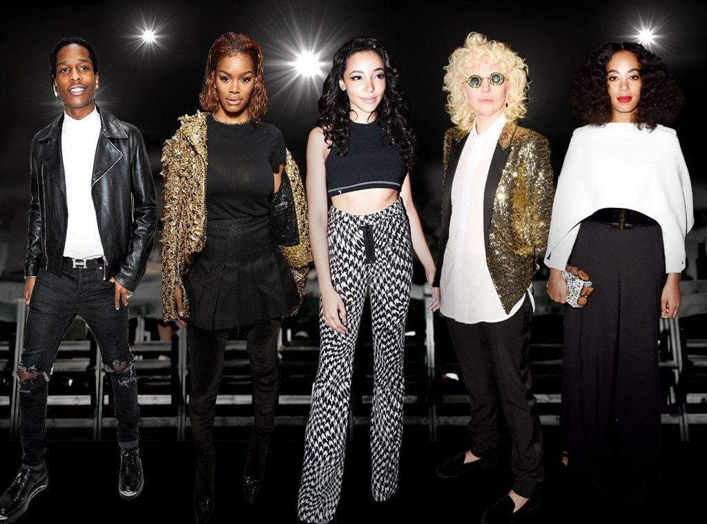 Whos Who of NYFW Front Row, Music Makers