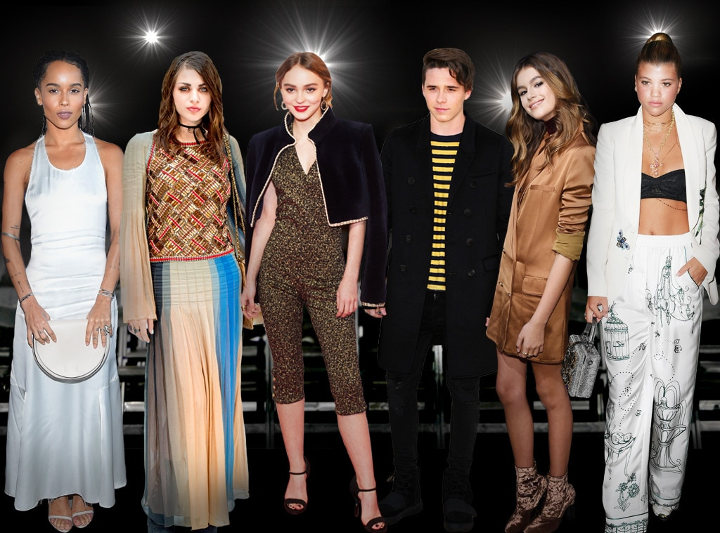 Whos Who of NYFW Front Row, The (Literal) Next Gen