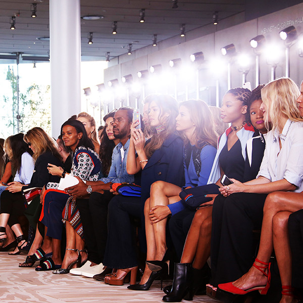 Whos Who of NYFW Front Row