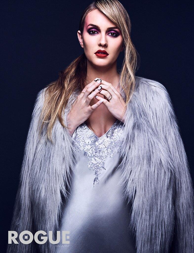 Leighton Meester, Rogue Magazine