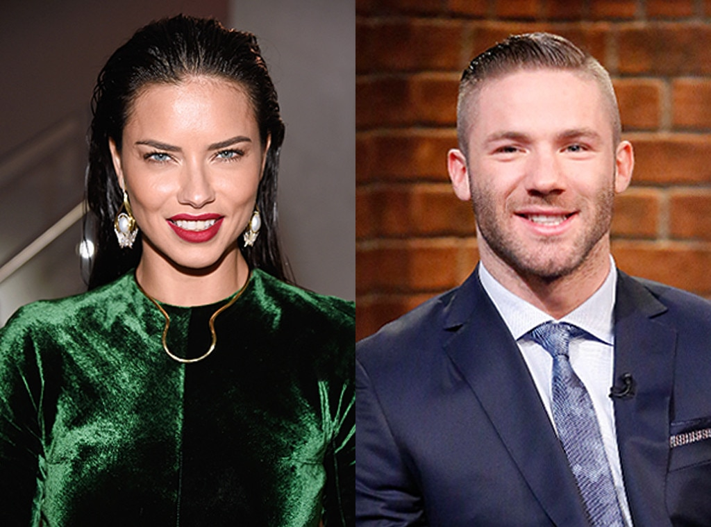 Supermodel back on the market after splitting from Patriots star