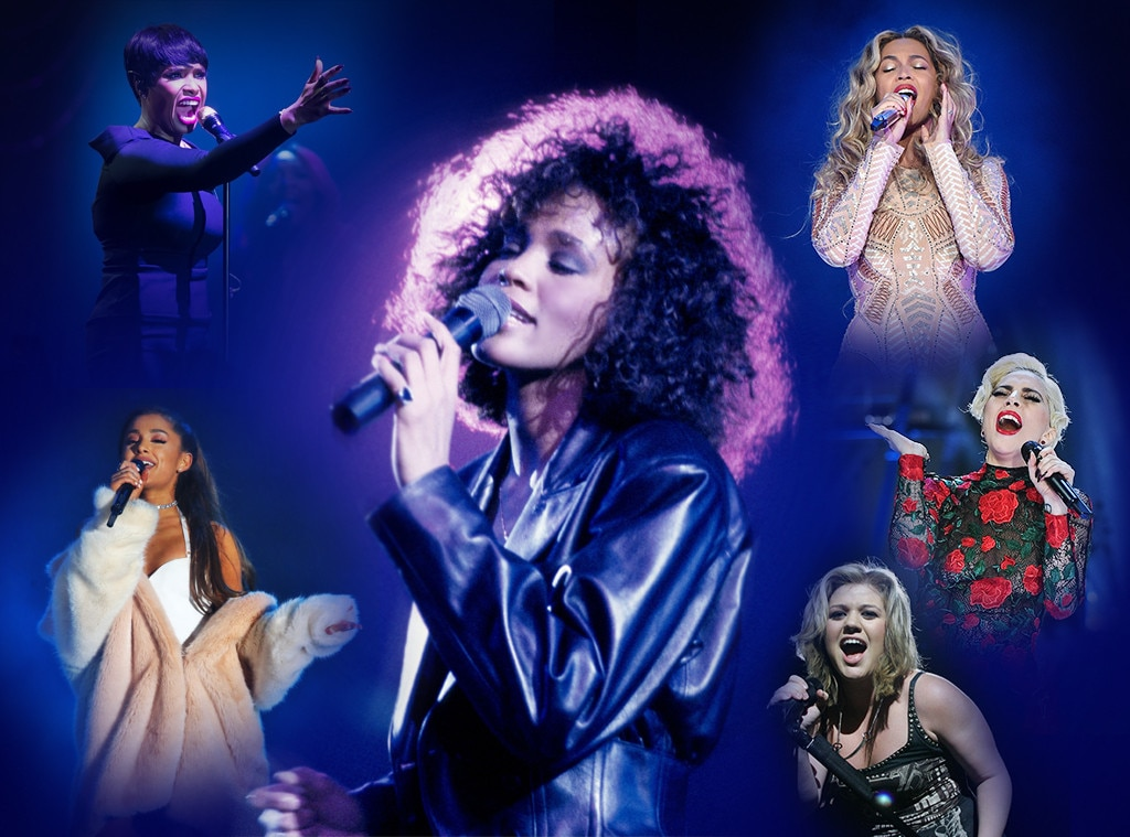 Whitney Houston, Legacy