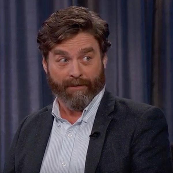 Zach Galifianakis, Jimmy Kimmel