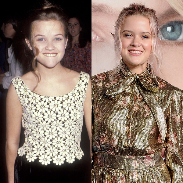Reese Witherspoon, Ava Phillippe