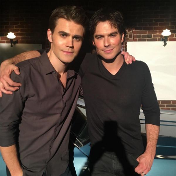 Vampire Diaries wrap